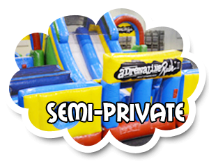 Semi Private Party! - 25 Kids
