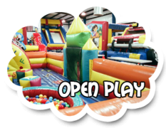 Open Play Party! - Six Kids