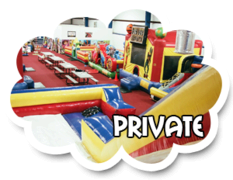 Private Party! - 25 Kids