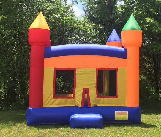 Bounce House Rentals and Indoor Inflatable Parties for Knoxville, TN