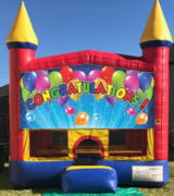 Congratulations Bouncehouse