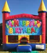 Happy birthday Bouncehouse