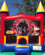 Star Wars Bouncehouse