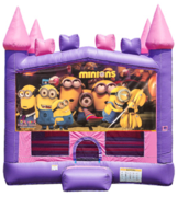 girl minions bouncer