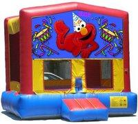 Elmo  Bounce House *