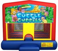 Bubble Guppies Bounce House *
