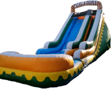 Water slide Jumpers