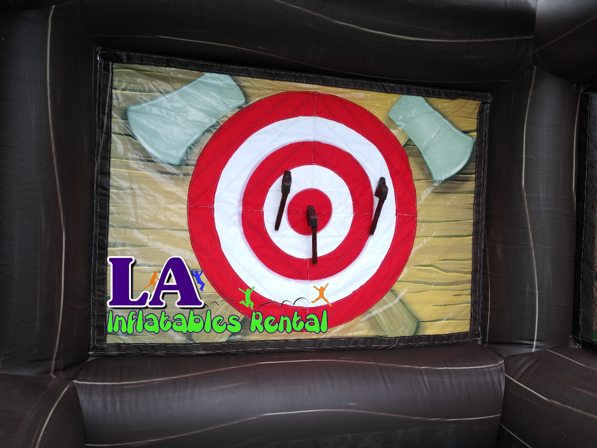 Inflatable Fun Games Rental Party Rentals Long Beach