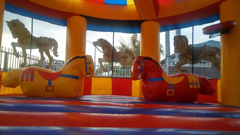 Carnival Bounce House Rentals Los Angeles