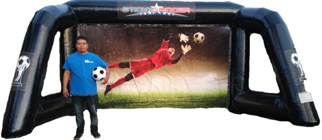 Soccer Interactive Game Rental