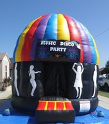 Party Dance Dome Jumper