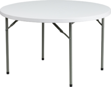 "48"" Round Table (With Umbrella Hole)"