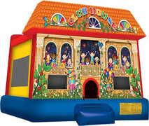 Club House Birthday Party Jumper (13'x13') 3001