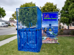 Dunk Tank Rentals  (Ocean Background)