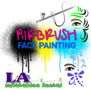 Airbrush Face Painting 2hrs
