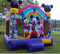 Mickey Mouse Jumper (13'x13') 303