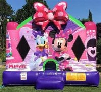 Minnie Mouse Jumper (13'x13) 310