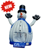 Giant Snowman Bounce House Jumper