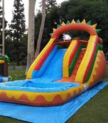Spike Water Slide (14'H)