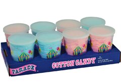 Cotton Candy Tubs