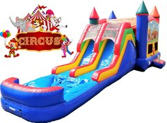 Circus Bounce & Double Slide Combo