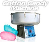 Cotton Candy Machine with 50 free servings