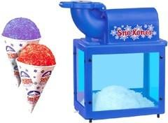 Snow Cone Machine with 50 Free servings
