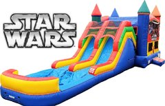 Star Wars Bounce & Double Slide Combo