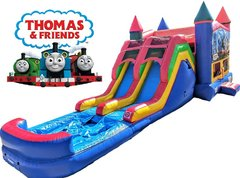 Thomas the Train Bounce & Double Slide Combo