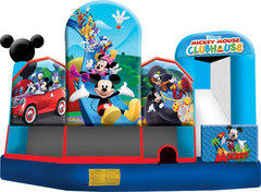 Mickey Mouse Clubhouse 5n1 - Dry