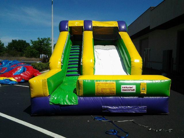 16' HEC Water Slide (Wet or Dry)