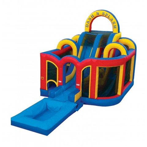 Dash-N-Splash Obstacle Course (Wet/Dry)