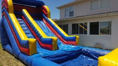 20 Ft Water Slide w. Pool (New)
