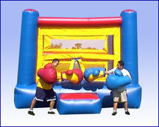 Boxing Ring Interactive game