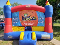 Multi Theme Bounce House Arena