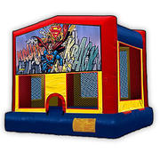 Super Man Bounce House