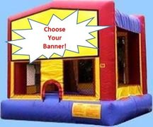 XL Themed Bounce House