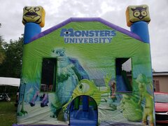 Toddler 4in1 Monsters Inc Combo (Wet/Dry)