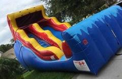 18 Ft Slide (Wet or Dry)
