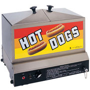 Steamin Hot Dog Machine