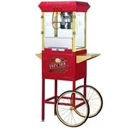POPCORN MACHINE W/CART 8 OZ