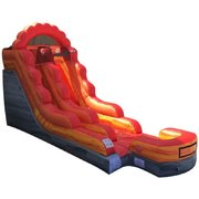 16' Fire and Lave Slide