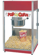 Gold Medal 6oz Pop Corn Machine
