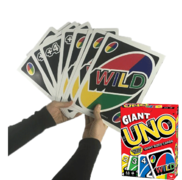 Giant Uno Playing Cards