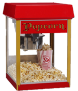 Gold Medal 4oz Pop-Corn Machine