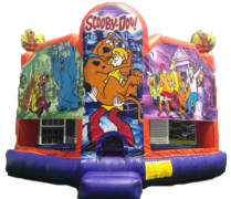Scooby Doo Bouncer (NEW)