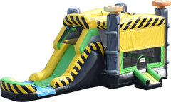 NEW ITEM!!! Caustic Drop Bouncer/Slide Combo (WET/DRY)