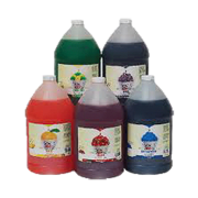 Snow Cone Syrup  1 gallon/  Aprox.128 servings
