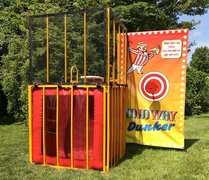 THE MOST AWESOME DUNK TANK