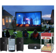 Movie Screen Package